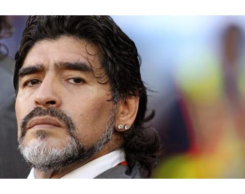 Sorry,We Lost Memory-Diego Armando Maradona